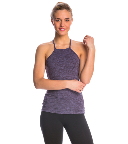 bd6e0dbdd212f Hard Tail Open Air Yoga Bra Tank Top at YogaOutlet.com - Free Shipping