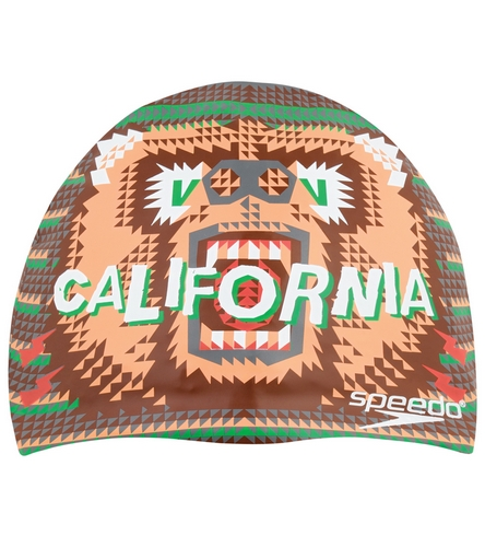 Speedo California State Of The Art Swim Cap At Swimoutlet Com
