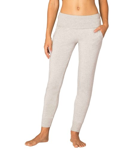 f7bf8d675c4dc Beyond Yoga Cozy Fleece Foldover Long Sweatpant Joggers at YogaOutlet.com -  Free Shipping