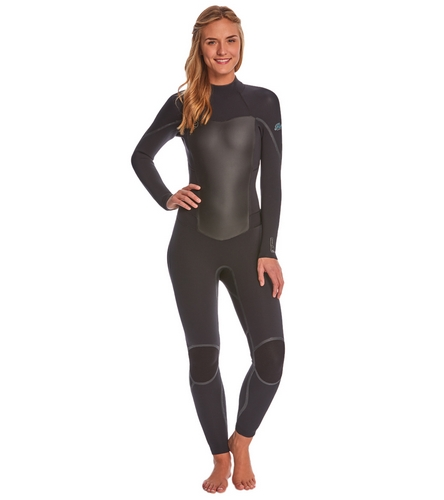 c0b5a21ab4 O Neill Women s 3 2MM Flair Z.E.N. Back Zip Fullsuit Wetsuit at  SwimOutlet.com - Free Shipping