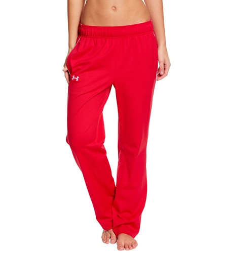 fbb51e785f89c Under Armour Women s Rival Knit Warm-Up Pant at SwimOutlet.com