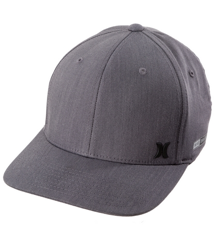 a21fecee149f6 Hurley Men s Dri-Fit Flow Hat at SwimOutlet.com