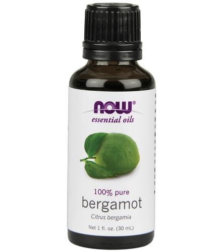 NOW 100% Pure Bergamot Oil 1 Oz At YogaOutlet.com