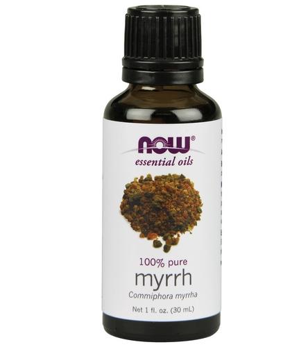 NOW 100% Pure Myrrh Oil 1 Oz At SwimOutlet.com