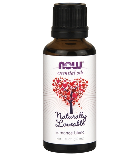 NOW Naturally Loveable Oil Blend 1 Oz At YogaOutlet.com