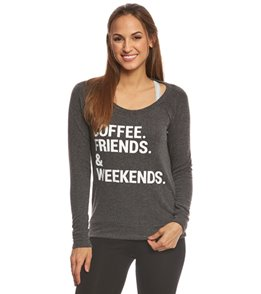 Chaser Weekend Coffee Long Sleeve