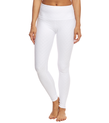 Beyond Yoga Can't Quilt Yoga High Waisted Yoga Leggings At