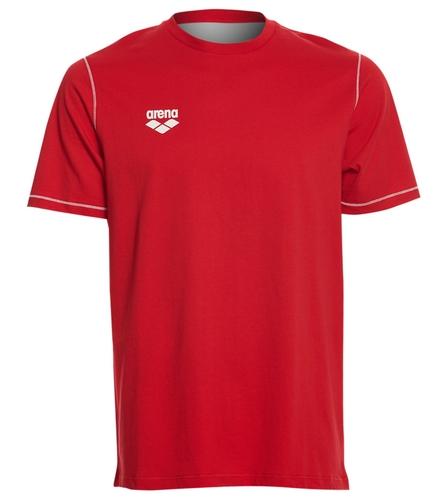 786b915bcc7f9 Arena Unisex Team Line Crew Neck Short Sleeve T Shirt at SwimOutlet.com