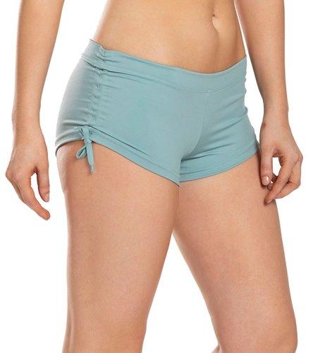 Mika Yoga Wear Mikela Hot Yoga Shorts At YogaOutlet.com