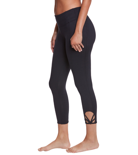 22f8b29aa9a8b Balance Collection Sunrise Yoga Capris at YogaOutlet.com - Free Shipping