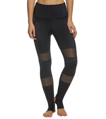 0cb23e4617bae Beyond Yoga Blocked Out High Waisted Stirrup Yoga Leggings at  YogaOutlet.com - Free Shipping