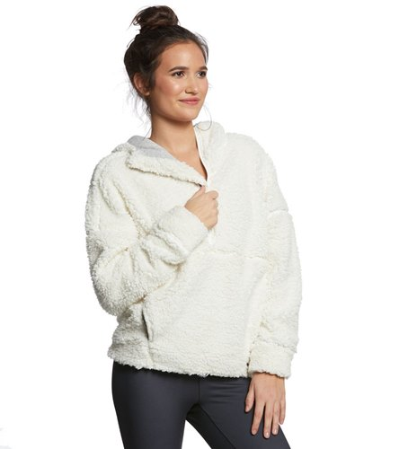 Pr Ana Permafrost Half Zip After Yoga Jacket  by Yoga Outlet