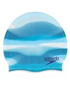 Speedo Elastomeric Printed Swim Cap
