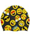 iSwim Emoji Silicone Swim Cap