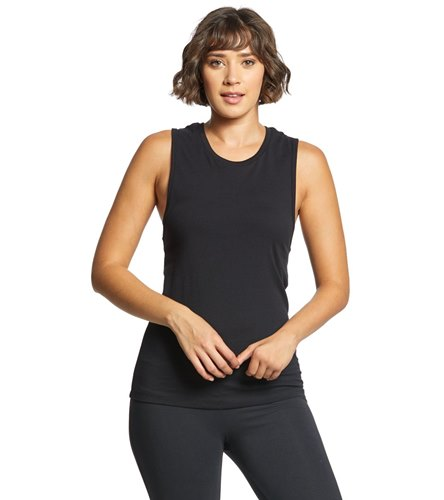 Bella + Canvas Jersey Muscle Tank  by Yoga Outlet