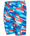 Sporti Cubism USA Jammer Swimsuit