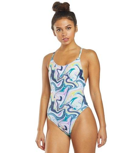 30 32 Dolfin Size MEDIUM Uglies 2-Piece Workout Bikini Female Girls SPF 50+