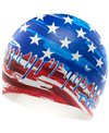 TYR Independence Silicone Swim Cap