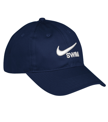 Nike Swim Unisex Baseball Cap at SwimOutlet.com 4f3630062cb