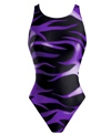 Dolfin Competition LTF Lumina Print HP Back Swimsuit
