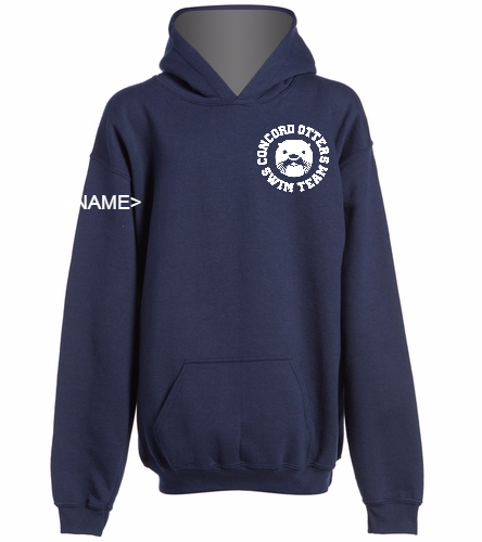 Youth Hoodie - SwimOutlet Youth Heavy Blend Hooded Sweatshirt