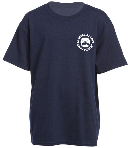 Team Shirt #2 - SwimOutlet Youth Cotton Crew Neck T-Shirt