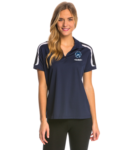 Concord Otters Coaches shirts (W) - SwimOutlet Women's Tech Polo