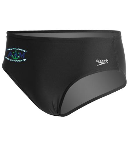 Alameda Aquatic Masters - Speedo Solid Endurance Brief Swimsuit