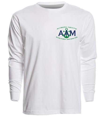 AAM Long Sleeve - SwimOutlet Unisex Long Sleeve Crew/Cuff