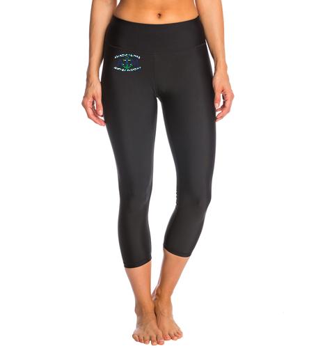 AAM Capri Legging - Sporti Active Swim Capri Legging