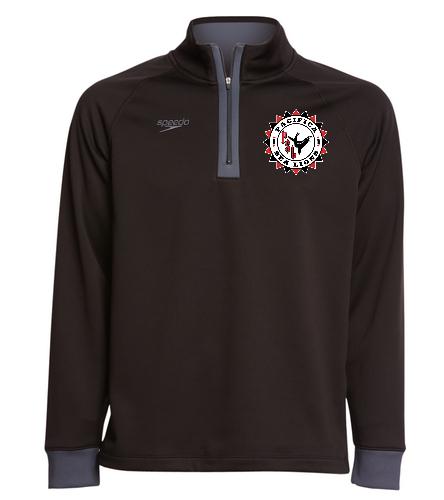PSL Board Member Zip Sweatshirt - Speedo Unisex 3/4 Zip Sweatshirt
