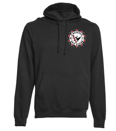 Pacifica Sea Lions ADULT Sweatshirt - Embroidered - Black - SwimOutlet Adult Fan Favorite Fleece Pullover Hooded Sweatshirt