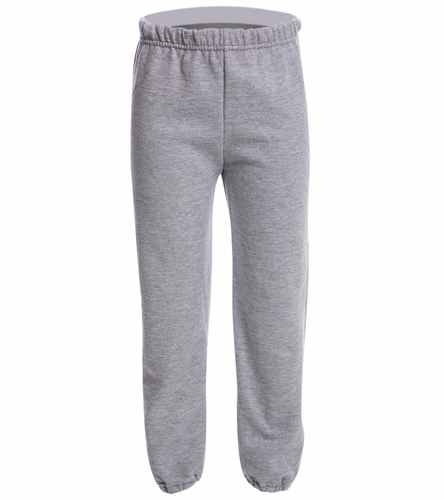 Youth Grey Sweatpants - SwimOutlet Heavy Blend Youth Sweatpant
