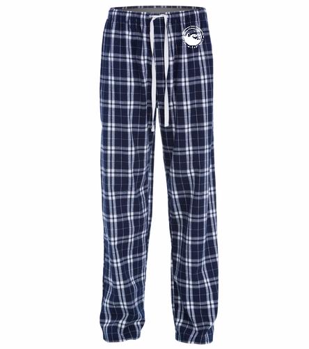 Flannel  - SwimOutlet Unisex Flannel Plaid Pant