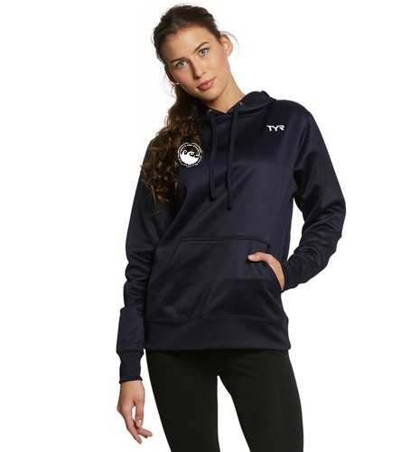 Woman's Pullover Hoodie - TYR Women's Alliance Pullover Hoodie