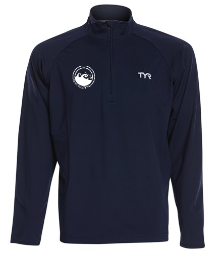 Men's alliance pullover - TYR Men's Alliance 1/4 Zip Pullover Jacket