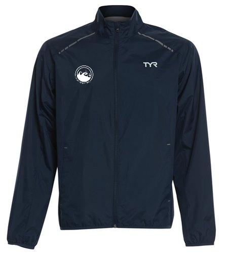Men's Alliance windbreaker - TYR Men's Alliance Windbreaker Jacket