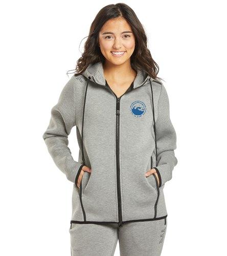 Women's elite team hoodie - TYR Women's Elite Team Full Zip Hoodie