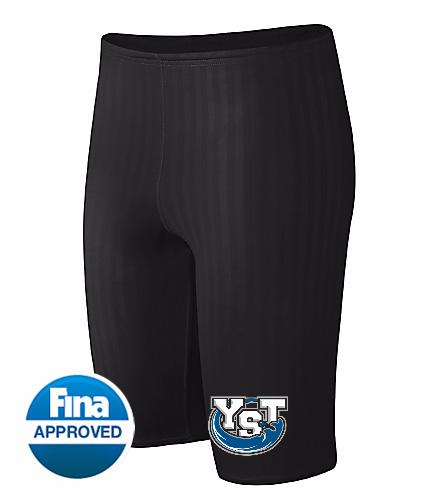 Yankton Black - Speedo Aquablade Male Jammer Tech Suit Swimsuit