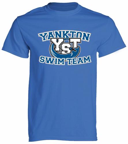Yankton Royal  -  Unisex 100% Cotton 30's RS S/S
