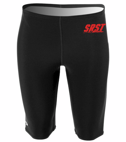 SRST - Speedo Men's Solid Endurance+ Jammer Swimsuit