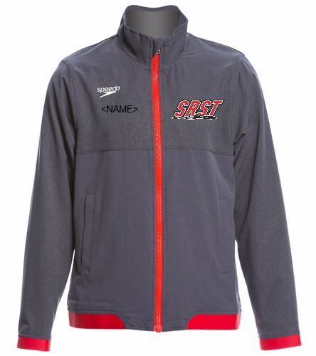 SRST - Speedo Youth Tech Warm Up Jacket