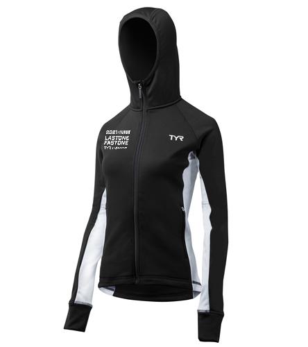 LOFO Women's Jacket - TYR Alliance Victory Women's Warm Up Jacket
