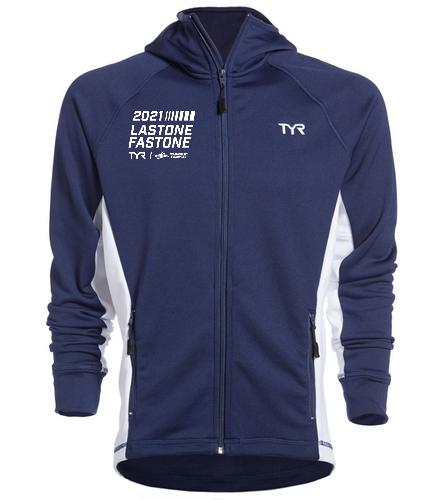 LOFO Men's Jacket - TYR Alliance Victory Male Warm Up Jacket