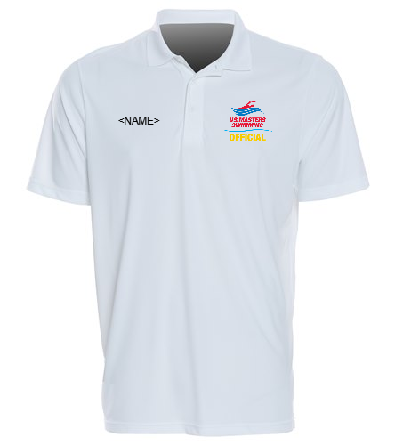USMS Officials - SwimOutlet Sport-Tek®PosiCharge® Competitor™Polo