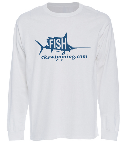 White Long Sleeve - Long Sleeve T-Shirt