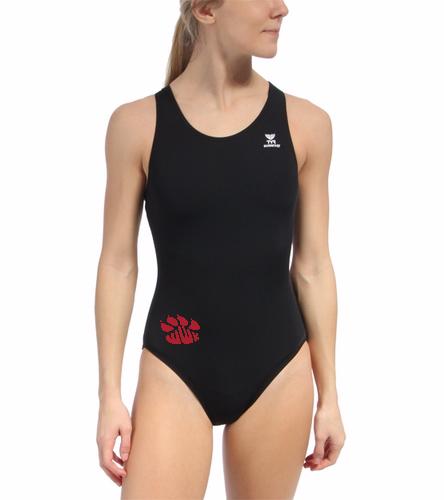 Willowick Wildkats - TYR Durafast Solid Maxfit One Piece Swimsuit