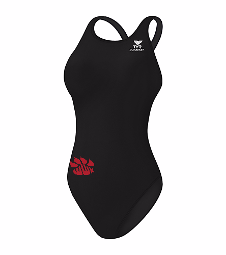 Willowick Wildkats - TYR Durafast Elite Solid Maxfit One Piece Swimsuit