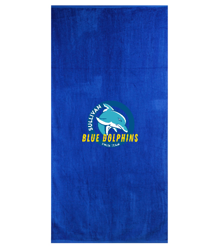 Towel Terry Velour - Royal Comfort Terry Velour Beach Towel 32 X 64