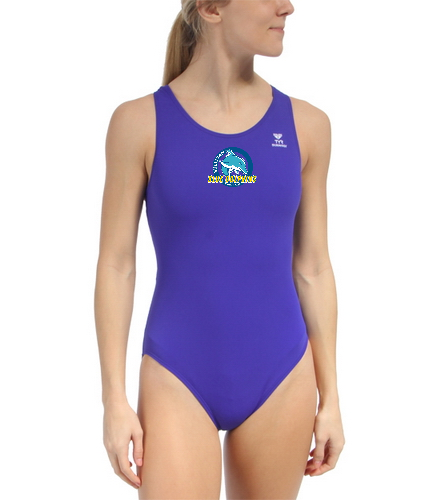 SBD  - TYR Durafast Solid Maxfit One Piece Swimsuit